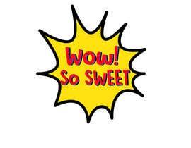 Nro 13 kilpailuun Design a logo for a new sweetener brand käyttäjältä crazyteoh