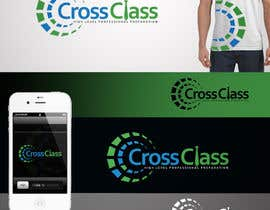 #122 para Logo Design for Cross Class por Anamh