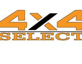 #32 untuk Design a Logo for Select 4x4 oleh pipatyaemnoi