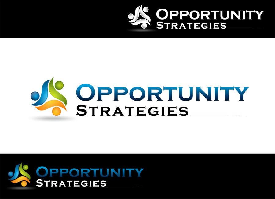 Kilpailutyö #100 kilpailussa Logo Design for Opportunity Strategies