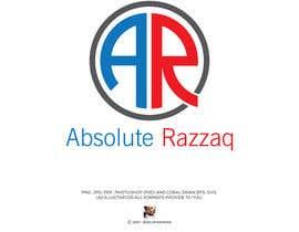 "jimlover007 tarafından Create ""Absolute Razzaq"" a logo için no 273"