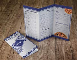 #18 for Design a Tri-Fold/Digital Menu for Deli by fb57e109df3f33a