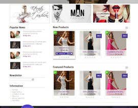 lassoarts tarafından LUXURY FASHION BRAND - Build a Website and Online Store için no 13