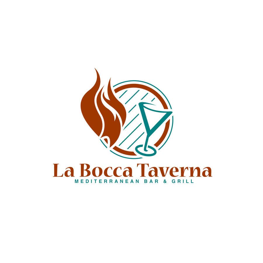 Конкурсная заявка №                                        93                                      для                                         Design a Logo for a Mediteranean Restaurant