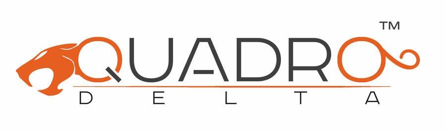 Inscrição nº                                         115                                      do Concurso para                                         Design Logo and INTRO video for Quadro Delta