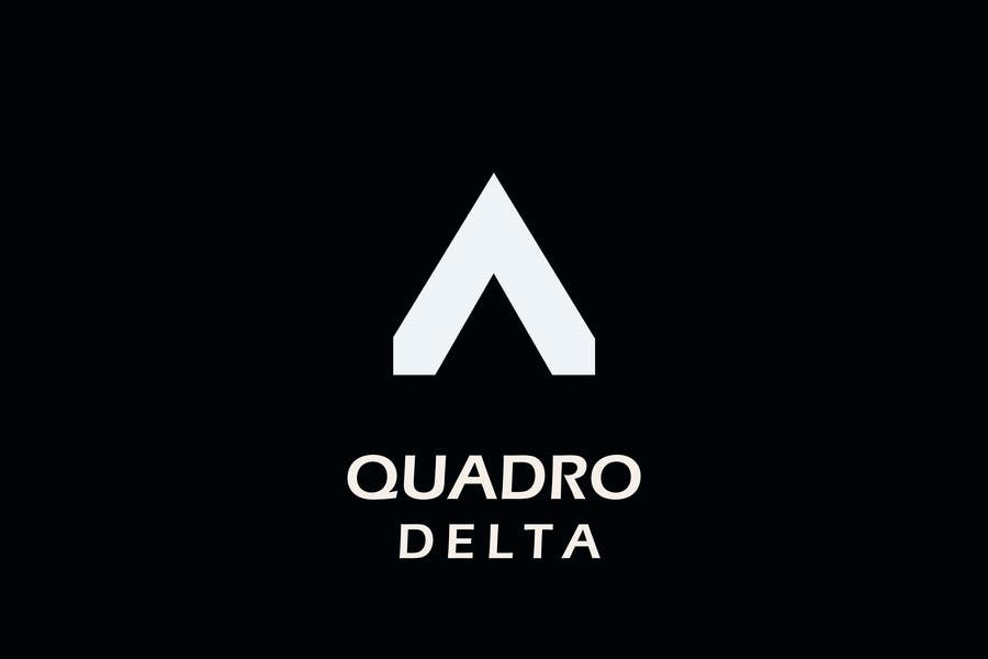 Inscrição nº                                         86                                      do Concurso para                                         Design Logo and INTRO video for Quadro Delta