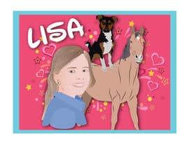 Nro 18 kilpailuun Need a logo for my daughters life käyttäjältä pgaak2