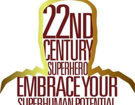 #31 for Logo for my book 22nd Century Superhero by gherbert1970