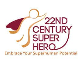 #55 for Logo for my book 22nd Century Superhero by BlaBlaBD