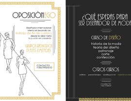 #31 para Flyer Diseño de Moda y Arte de ElisaLapaglia