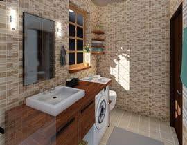 Nro 9 kilpailuun Design Board - Bathroom käyttäjältä DesignArh