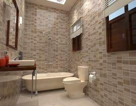 Nro 4 kilpailuun Design Board - Bathroom käyttäjältä abdomostafa2008