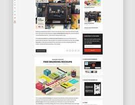 #12 cho Design a Website Mockup for Wordpress bởi souravhalder016