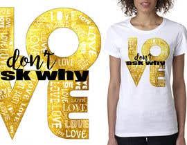 #54 for Design a T-Shirt by marijakalina