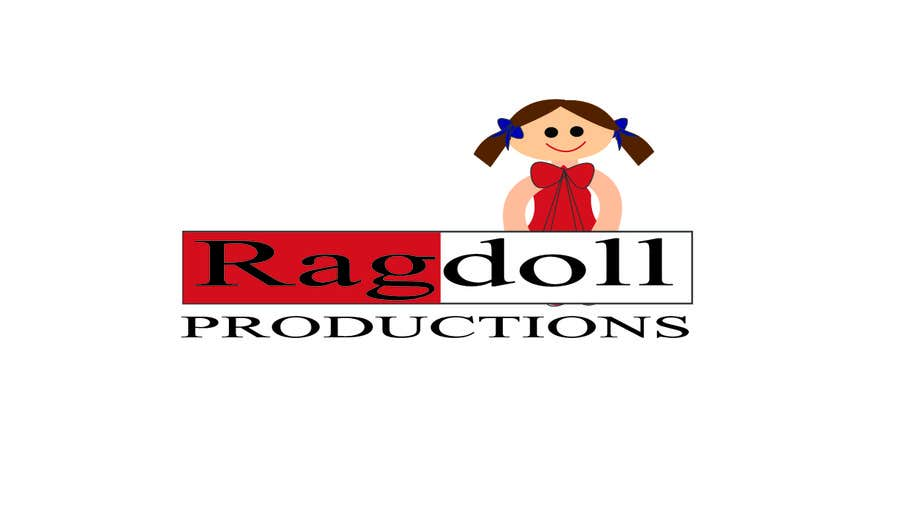 Entry 21 By Sharmin014 For Design A Logo For Ragdoll Productions