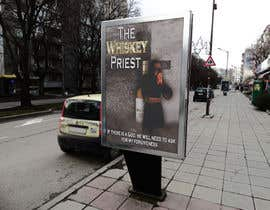 """#21 for Create a Movie Poster - """"The Whiskey Priest"""" by GOLDENDESIGNER7"""