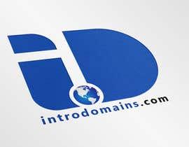 #49 untuk Design a Logo / Typeface for Introdomains.com oleh ismailtunaa92