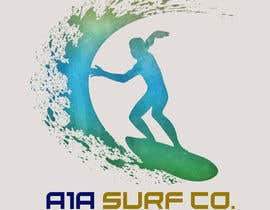 #3 untuk I need an image for a 'surf sticker' oleh ChaminduYinza