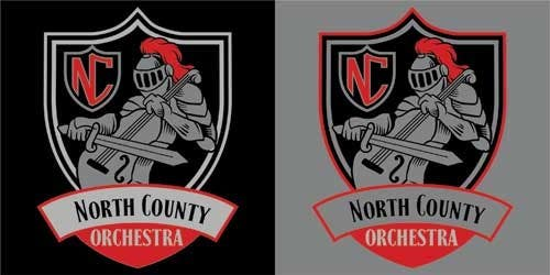 Contest Entry #                                        6                                      for                                         North County Tees Design