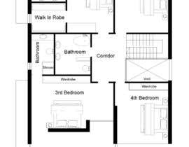 #38 for Architecture Design Floor Plan - Modern 2 Storey Home af condreavlad