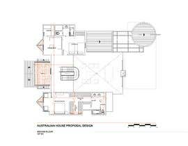 #39 for Architecture Design Floor Plan - Modern 2 Storey Home af henrycaicedocai