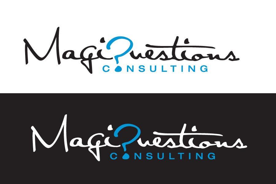 Конкурсная заявка №124 для Logo Design for MagiQuestions Consulting