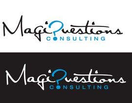 #133 za Logo Design for MagiQuestions Consulting od stevesmileyrgd