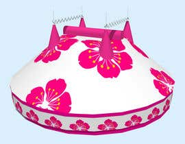 #41 for DESIGN FOR SAKURA CIRCUS TENT by WolfCubDesigns