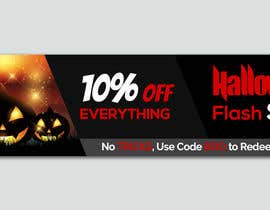 #60 cho Design a Fun Website Banner - Halloween theme bởi eaminraj