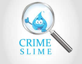 #8 for Crime Slime logo development by souravbd8