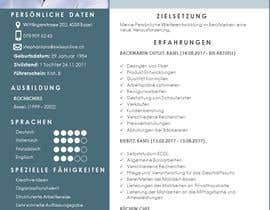 #5 for Curriculum vitae design by aycaozertokat
