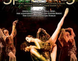 #25 for Graphic Design for ballet company for a ballet called Spartacus by BuDesign
