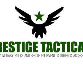 #10 for The company is Prestige Tactical and i need company name text and a logo designing. The website will be selling security, military, police and rescue equipment, clothing and accessories. by giuliachicco92