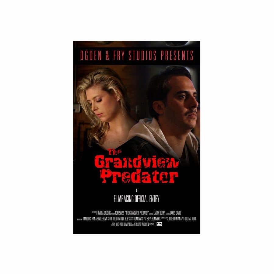 """Contest Entry #41 for Create a Movie Poster - """"Grandview Predator"""""""