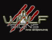 Bài tham dự #68 về Graphic Design cho cuộc thi Logo Design for Wolf Signs