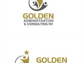 "#112 untuk Design a Logo for ""Golden Administration & Consulting N.V."" oleh riponrs"