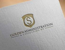 """#88 untuk Design a Logo for """"Golden Administration & Consulting N.V."""" oleh ibed05"""
