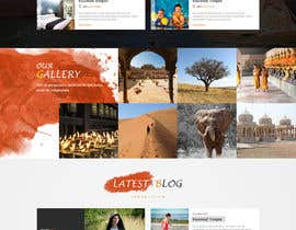 #7 for Build a travel company Website by saidesigner87