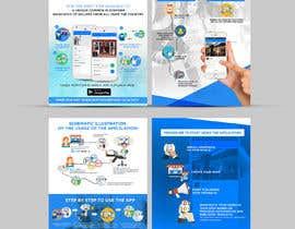 #10 for Design Brochure for sales mobile application by ephdesign13