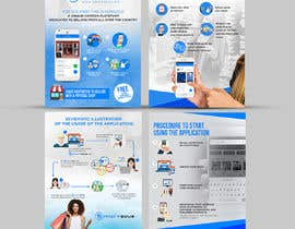 #37 for Design Brochure for sales mobile application by ephdesign13