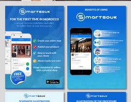 #33 untuk Design Brochure for sales mobile application oleh AthurSinai