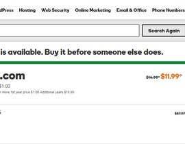 nº 272 pour Choose a website name. par gauravdesigns1