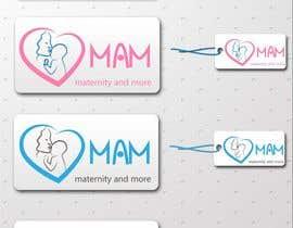 mishante tarafından Design a Logo for a mom-n-baby fashion company için no 20