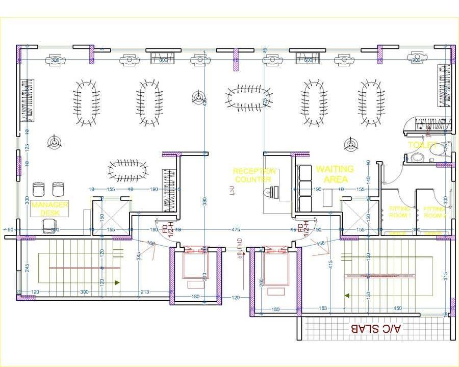 2d interior design. Interesting Interior Contest Entry 6 For To Design 2d Interior Space U0026 Furniture Layout By  Autocad Interior Design