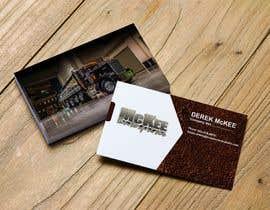 Nro 532 kilpailuun Business Card design käyttäjältä nasimm