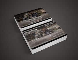 Nro 526 kilpailuun Business Card design käyttäjältä taouhidul