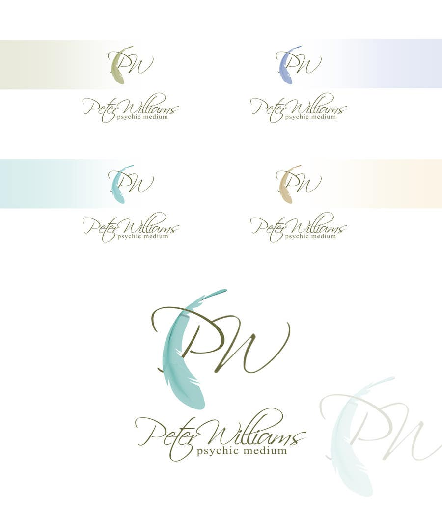 Proposition n°214 du concours Logo Design for Peter Williams Psychic-Medium