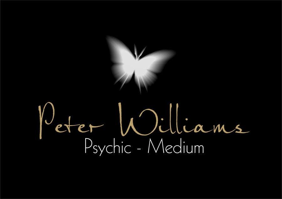 Penyertaan Peraduan #171 untuk Logo Design for Peter Williams Psychic-Medium