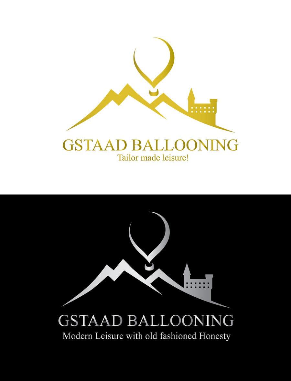 Penyertaan Peraduan #504 untuk Logo Design for Hot Air Balloon Company