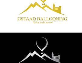#504 para Logo Design for Hot Air Balloon Company por JoYdesign12